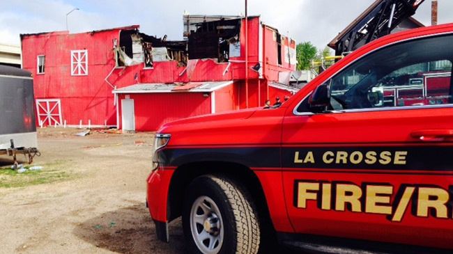 Fire at La Crosse bar & grill ruled unintentional