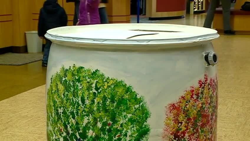 Annual Rain Barrel Painting contest begins