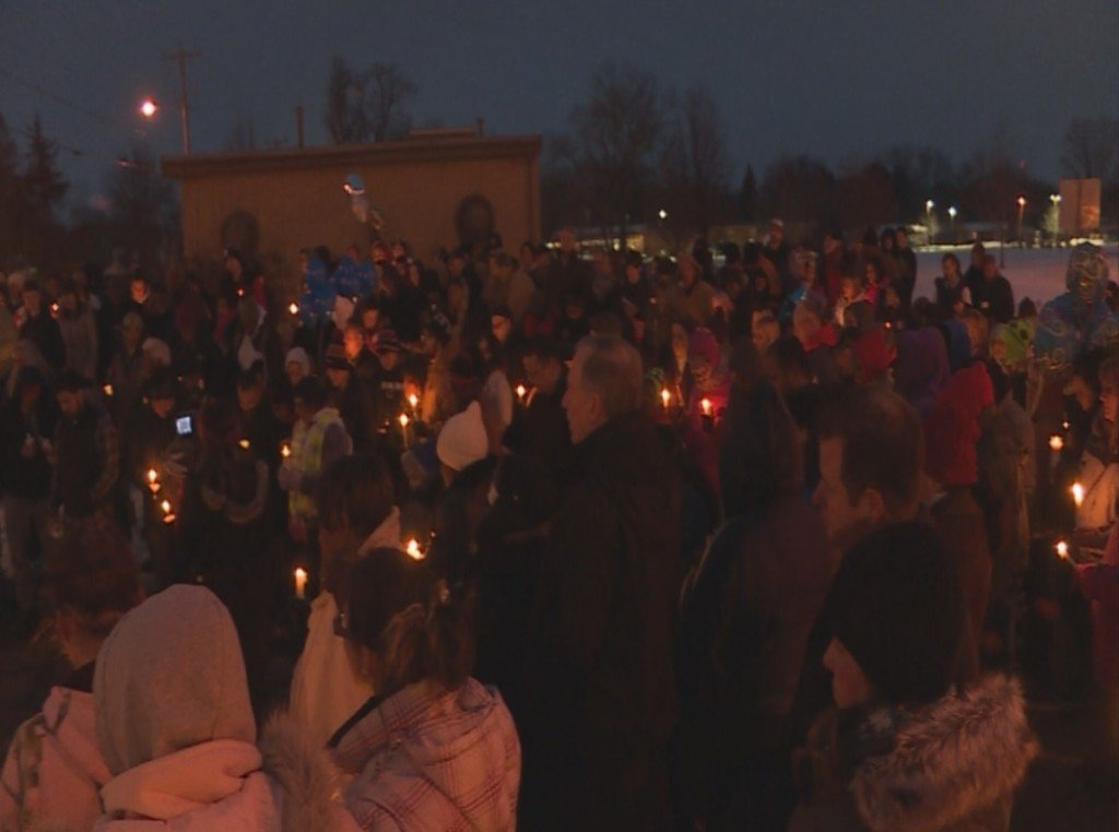 Hundreds gather in Beloit to remember 5-year-old victim in last week shooting