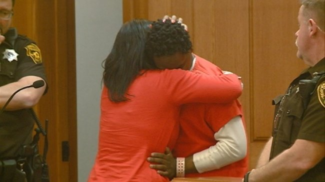 Deshawn Randall gets life in prison for homicide