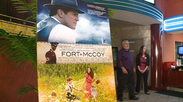 'Fort McCoy' movie premieres in Tomah