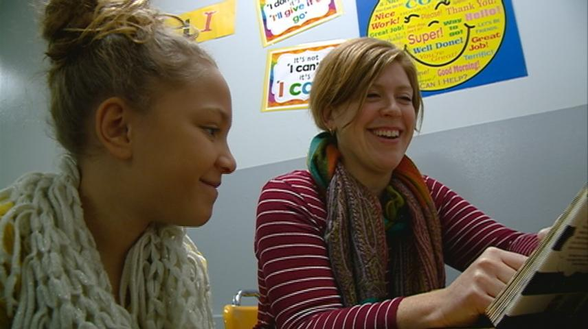 Grant allows school reading program to continue, expand