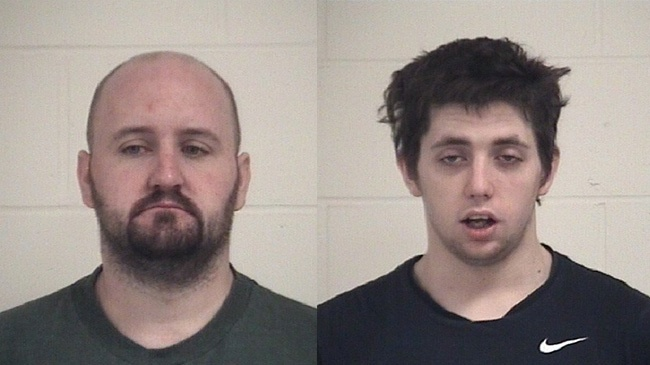 Two men arrested in Vernon County for vehicle break-ins
