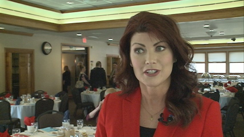 Former Wisconsin Lt. Gov. Kleefisch warns the blue wave might not be over