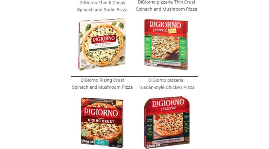 DiGiorno, Lean Cuisine, Stouffer's products recalled for possible glass pieces