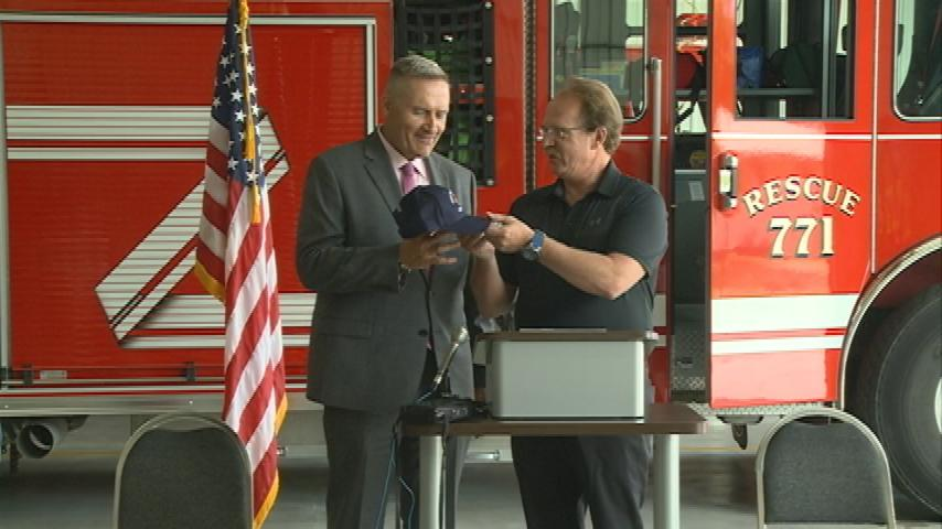 Area fire department welcomes new chief to navigate through big changes