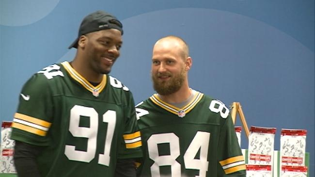 Tailgate Tales: Packers make pitstop in Black River Falls