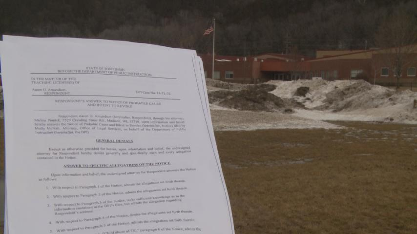 N8I: Principal responds to allegations he assaulted, threatened students