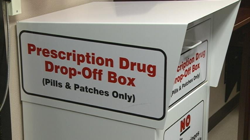 Law enforcement officials hope 'Drug Take Back Day' will help slow opioid crisis