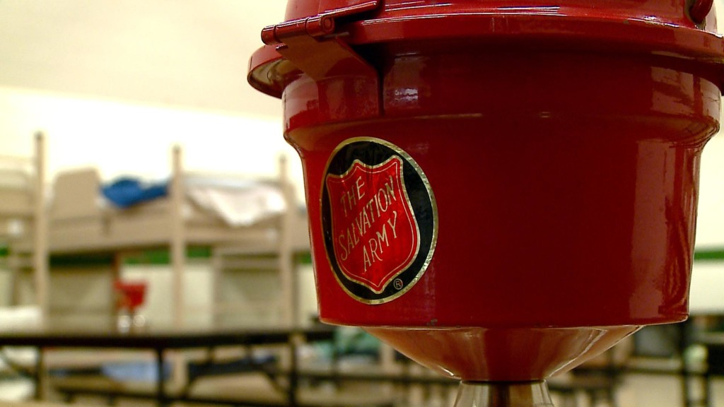 Salvation Army's Bell Ringing campaign kicks off with breakfast celebration