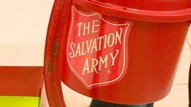 Bell ringer registration begins with La Crosse Salvation Army