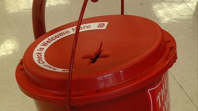 Salvation Army Red Kettle Campaign kicks-off
