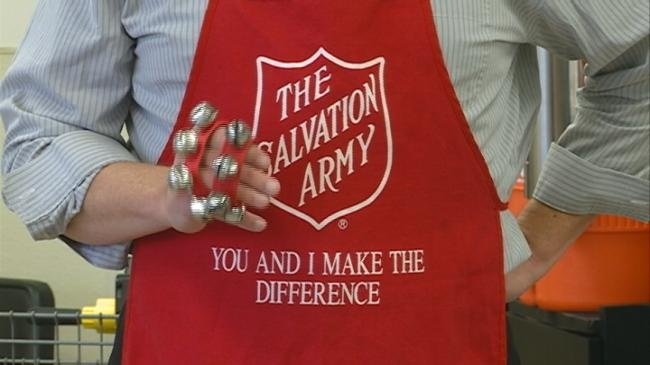 'Battle of the Mayors' raises money for Salvation Army