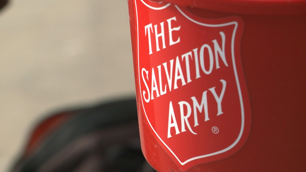 Volunteers needed for the Red Kettle Campaign