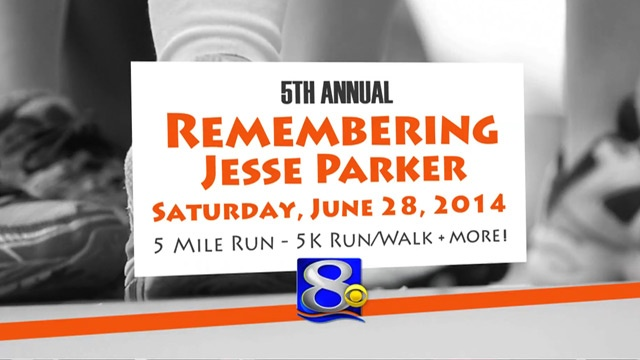 5th annual Remembering Jesse Parker 5K Saturday