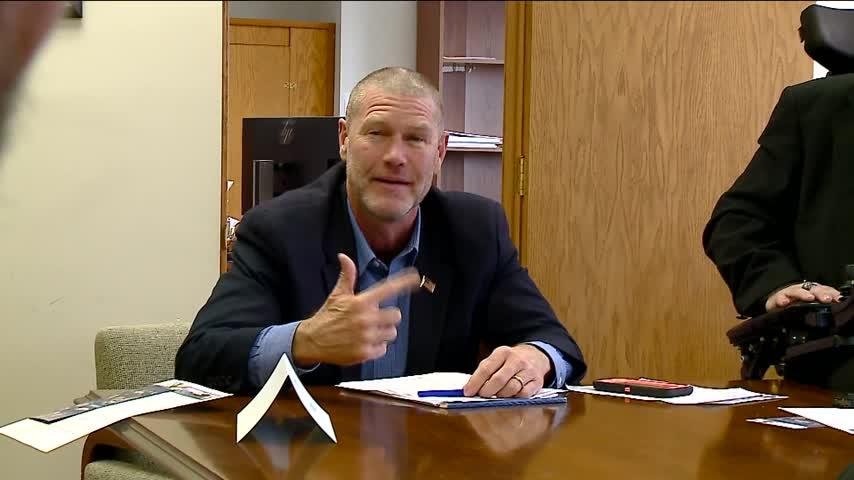 Rep. Ron Kind introduces new mental health proposal on Veteran's Day