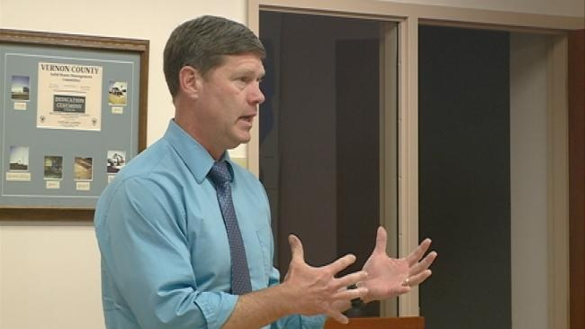 Rep. Kind holds latest round of listening sessions