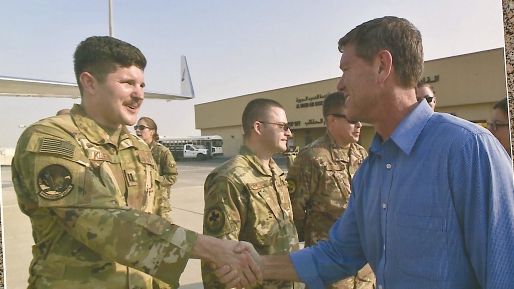 Wisconsin Rep. Kind reflects on visit to Middle East