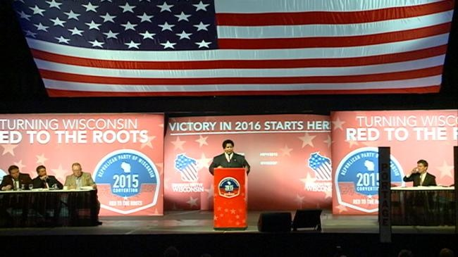 Republicans eye 2016 at annual convention