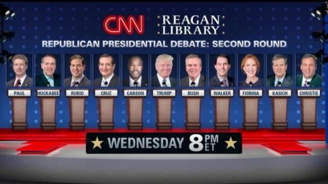 Some locals hope Donald Trump isn't focus of 2nd GOP Debate