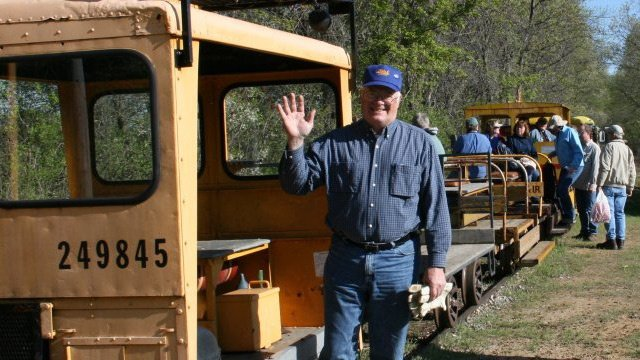 Friends of the Refuge Headwaters sponsors antique train ride