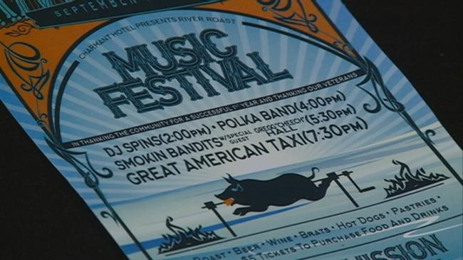 New festival celebrating Charmant anniversary in La Crosse