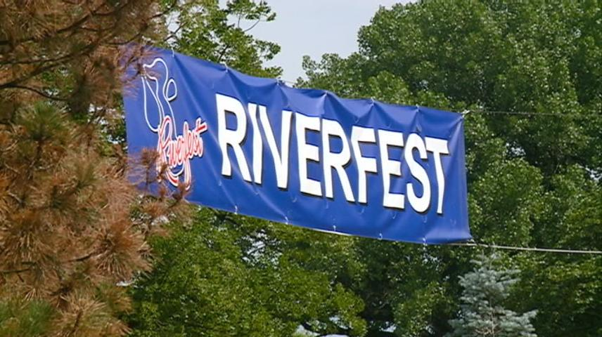 Emergency plans in place if weather impacts Riverfest