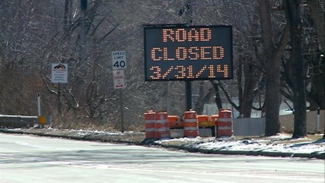 Road construction may be delayed