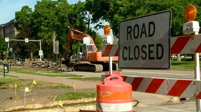 Road construction season kicks off in La Crosse