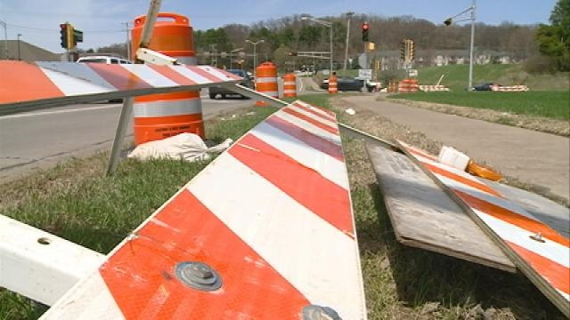 Most Wisconsin road projects on hold July 4