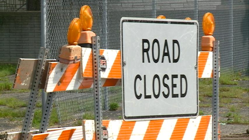 An update on the area's road construction projects
