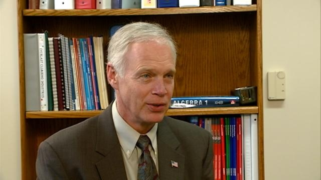 WEB EXCLUSIVE: Interview with Wisconsin Senator Ron Johnson