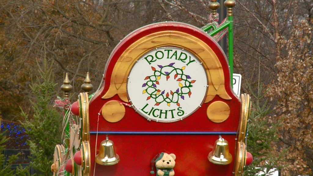 Final preparations underway for Rotary Lights' 25th anniversary
