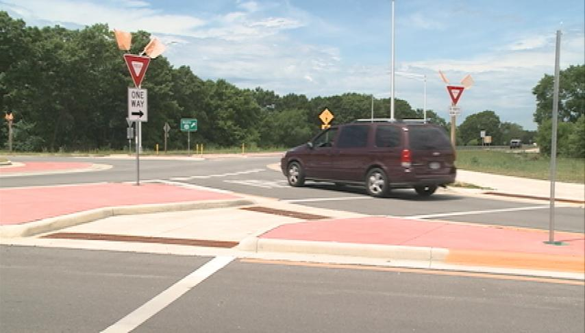 Onalaska highway roundabouts appear to improve safety