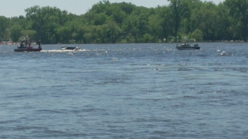 Boaters reminded to use caution after incident in La Crosse