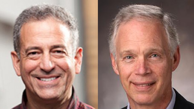 Johnson, Feingold rematch set for November