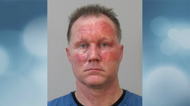 Man faces arson charges for fire at future home of sex offender