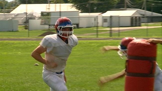 'Two-a-days': The 2015 Gale Ettrick Trempealeau Red Hawks