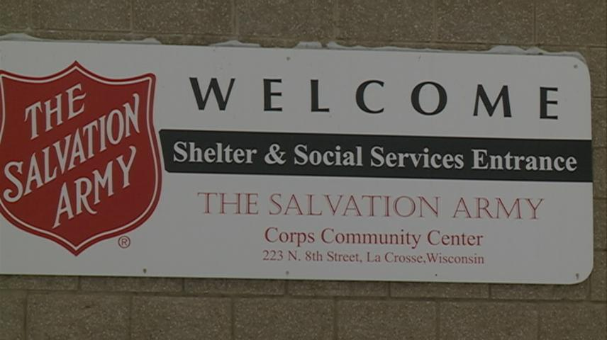 Salvation Army in need of volunteers to assist shelter staff