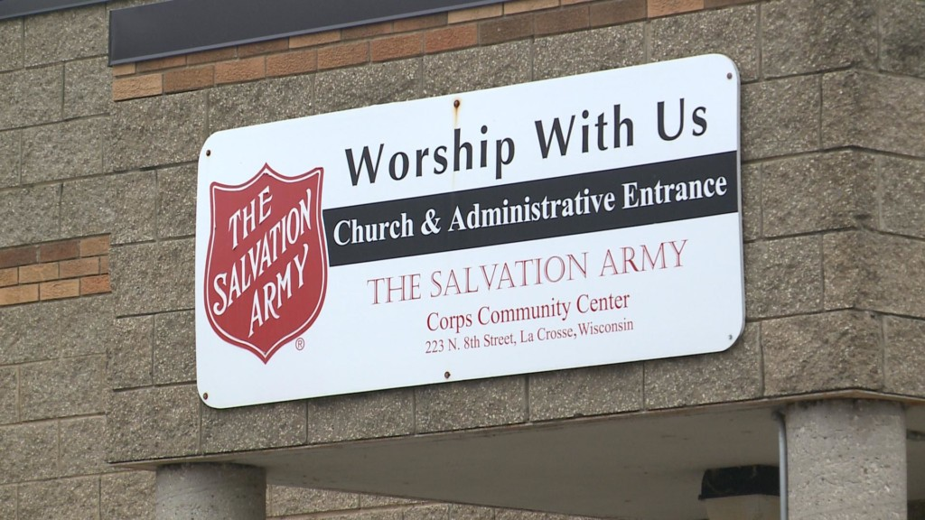 Local couple donates 60 cases of jelly to Salvation Army