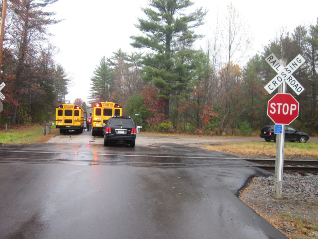No serious injuries in Jackson Co. school bus crash