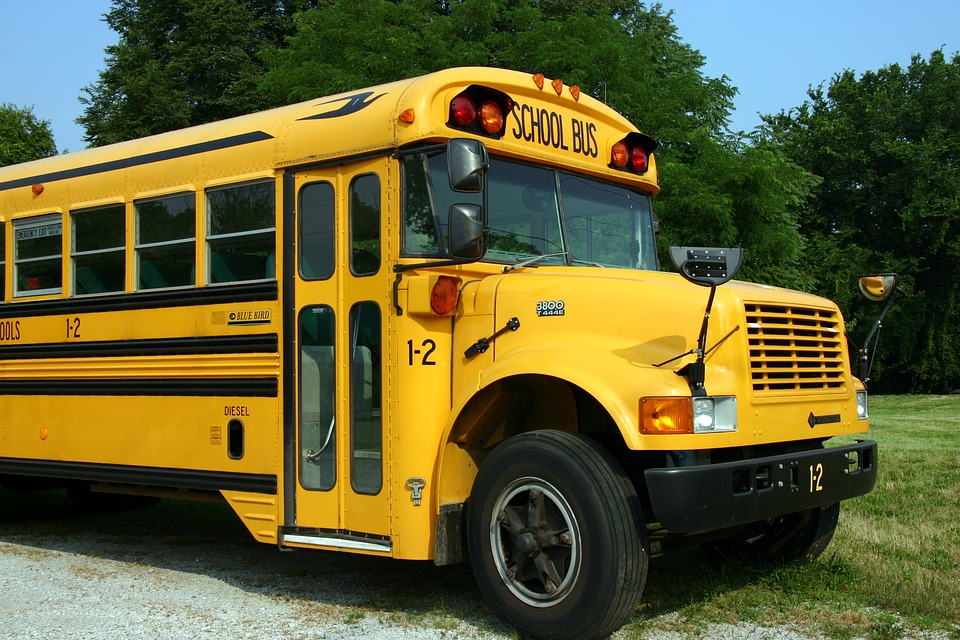 Twin Cities school bus driver removed after leading prayer