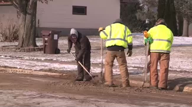 Water main break gives West Salem students extra day of vacation