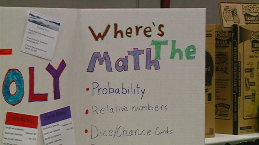 Middle school students learn the importance of science, math at UWL