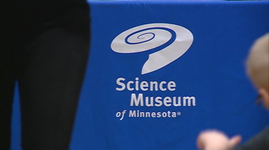 Nearly 200 students learn STEM through hands-on lessons with Science Museum of MN