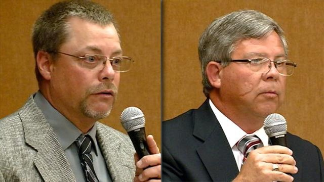 Monroe County Sheriff's candidate participate in forum