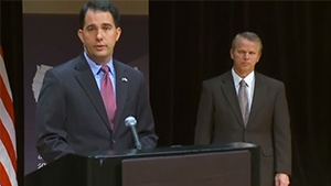 Governor Walker open to meaningful tweaks to mining bill