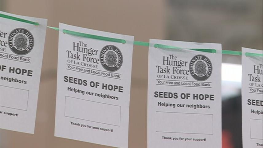 Seeds of Hope benefits Kane Street Community Garden