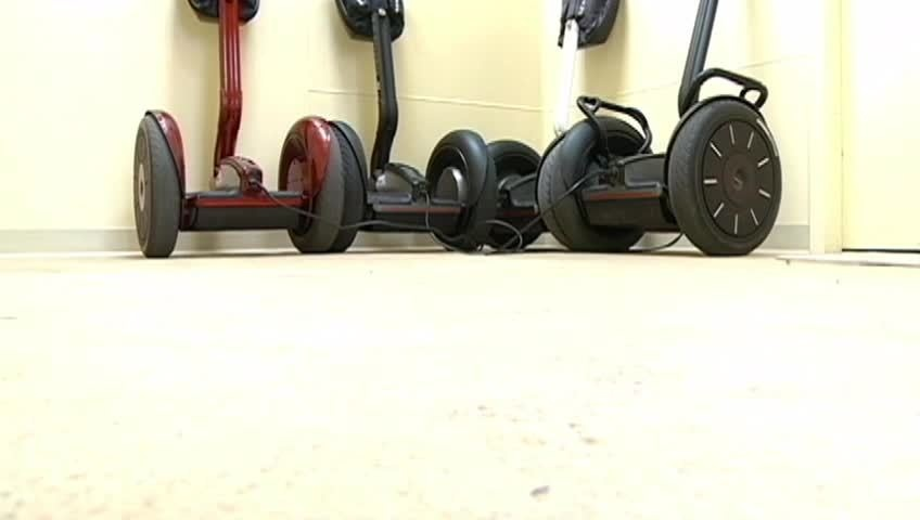 Segways approved for La Crosse city use