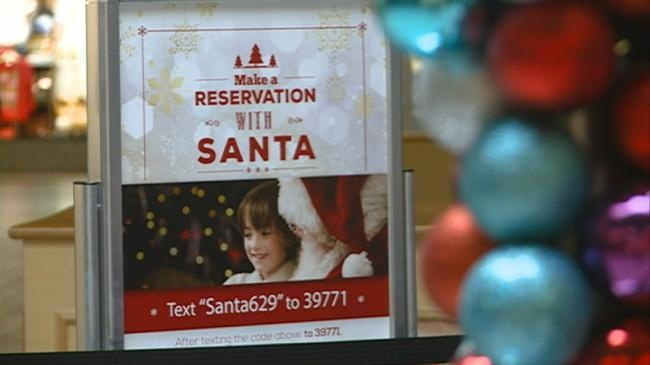 Sensory Santa makes holiday events easier for sensitive kids